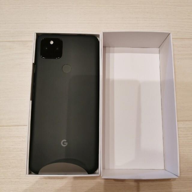 Google Pixel(グーグルピクセル)のpixel5a 新品未使用 スマホ/家電/カメラのスマートフォン/携帯電話(スマートフォン本体)の商品写真