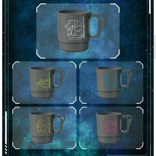 BANDAI - 【新品未開封】一番くじ ガンプラ2021☆G賞 プラスチックマグカップ全5種②