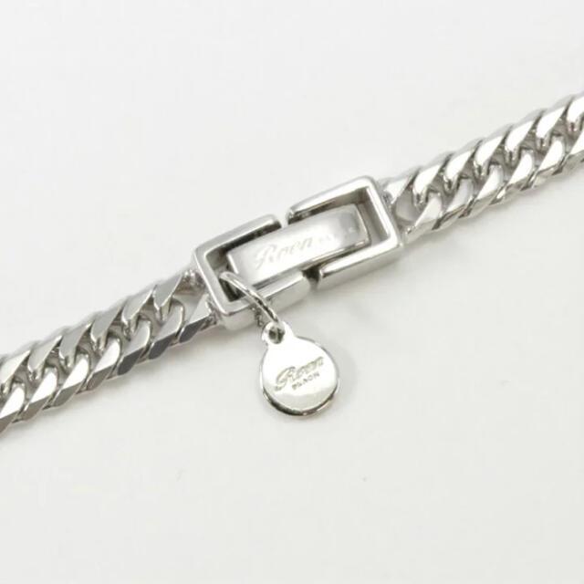 Roen(ロエン)のネックレス 喜平 シルバーネックレス キヘイ シルバー 60cm シルバー925 メンズのアクセサリー(ネックレス)の商品写真