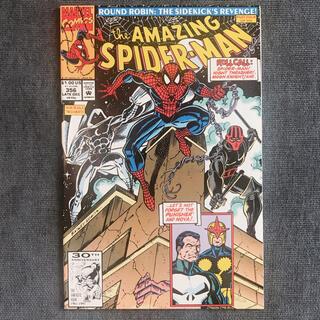 マーベル(MARVEL)のアメイジングスパイダーマン #356  アメコミ リーフ スパイダーマン(アメコミ/海外作品)