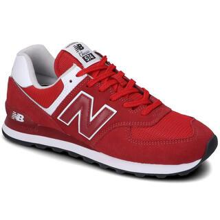 New Balance - ニューバランス 574 レッド メンズ 27.0