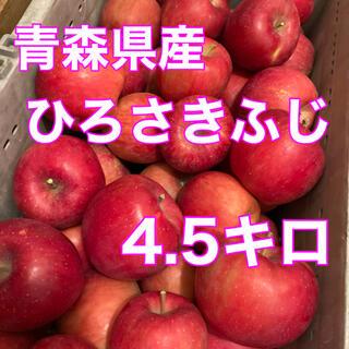 青森県産 ひろさきふじ  4.5キロ