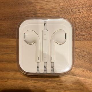 Apple - iPhone イヤフォン 純正品
