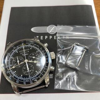 ZEPPELIN - zeppelin 腕時計 クロノグラフ アラーム付き