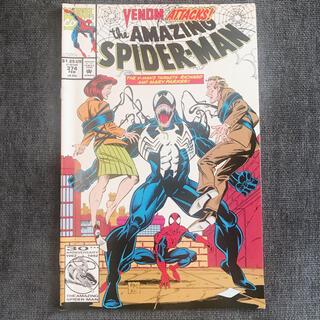 マーベル(MARVEL)のアメイジングスパイダーマン #374  アメコミリーフ スパイダーマン ヴェノム(アメコミ/海外作品)