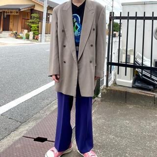マルタンマルジェラ(Maison Martin Margiela)のover size jacket(テーラードジャケット)