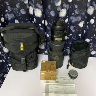 Nikon - Nikon AF-S 300mm F2.8G ED VR テレコTC-14E Ⅲ