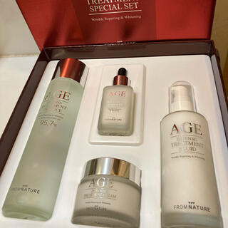 SK-II - FROMNATURE・フロムネイチャー スキンケア4点セット