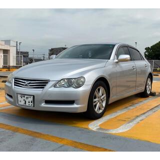 トヨタ - 総額29万円 程度重視の方へ トヨタ認定中古車 後期型マークX250G