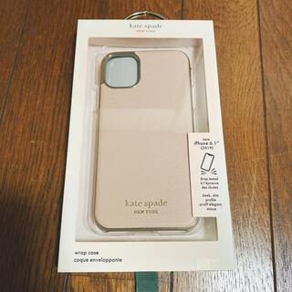 ケイトスペードニューヨーク(kate spade new york)のケイトスペード iPhone11 ケース iPhoneXR ピンク(iPhoneケース)