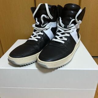フィアオブゴッド(FEAR OF GOD)のfear of god basketball sneaker 43(スニーカー)