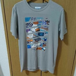 コロンビア(Columbia)のColumbia 半袖Tシャツ  Lサイズ(Tシャツ/カットソー(半袖/袖なし))