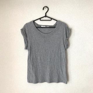 スライ(SLY)のスライ SLY Tシャツ グレー ♡(Tシャツ(半袖/袖なし))