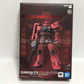 BANDAI -  METAL COMPOSITE  gff MS-06S シャア専用ザクⅡ
