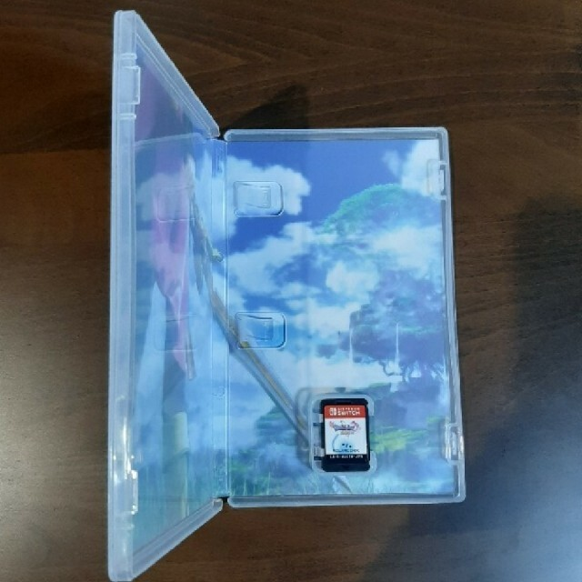 Nintendo Switch(ニンテンドースイッチ)のドラゴンクエストXI s エンタメ/ホビーのゲームソフト/ゲーム機本体(家庭用ゲームソフト)の商品写真