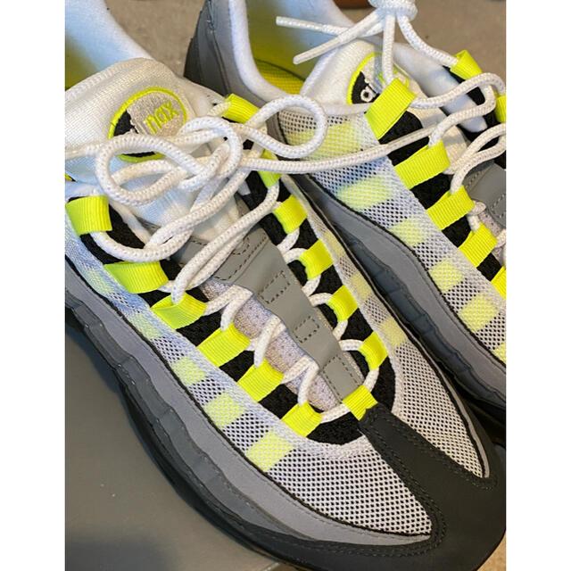 NIKE(ナイキ)のNIKE AIR  MAX95 OG メンズの靴/シューズ(スニーカー)の商品写真