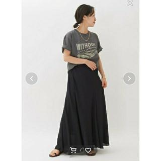 Plage - 完売品 美品Plage VINTAGE ティーシャツ グレー