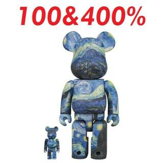 MEDICOM TOY - Van Gogh BE@RBRICK 100% & 400%