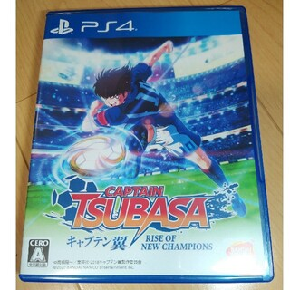 PlayStation4 - キャプテン翼 RISE OF NEW CHAMPIONS PS4