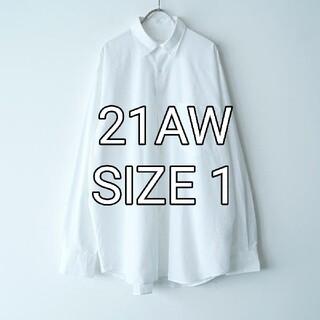 COMOLI - 21AW COMOLI 新型コモリシャツ Size1