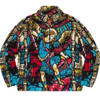 Supreme - Supreme Saint Michael Fleece Jacket
