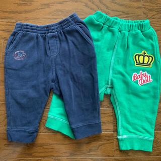 ラルフローレン(Ralph Lauren)の【80サイズセット売り】子供服 スウェットパンツ RALPH LAURENなど(パンツ)