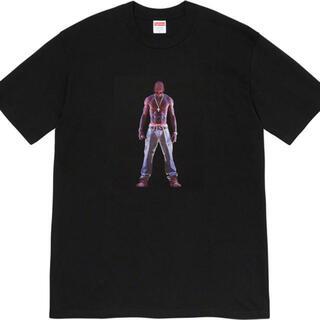 Supreme - Supreme Tupac Hologram Tee Black Mサイズ