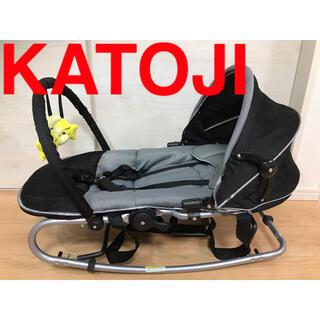 KATOJI - KATOJI カトージ バウンサー New York Baby(2)