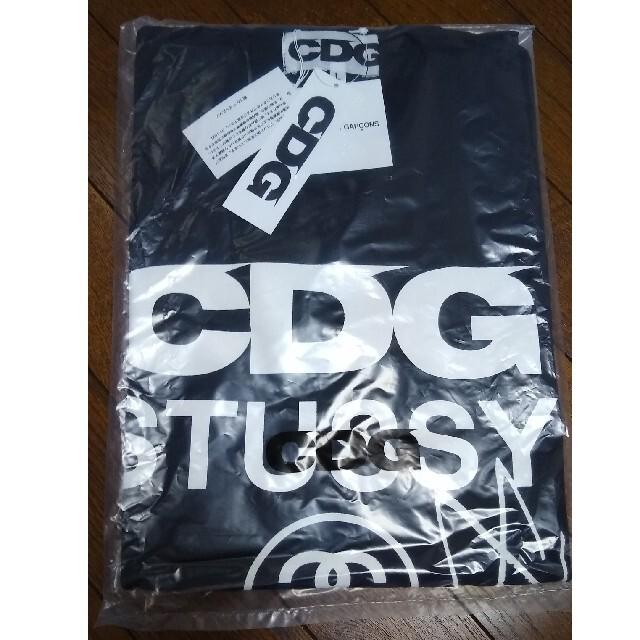 COMME des GARCONS(コムデギャルソン)のCOMME des GARCONS Stussy メンズのトップス(Tシャツ/カットソー(半袖/袖なし))の商品写真