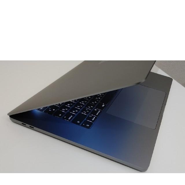 Mac (Apple)(マック)のmacbook pro 2019 16インチ i7/16gb /512gb スマホ/家電/カメラのPC/タブレット(ノートPC)の商品写真