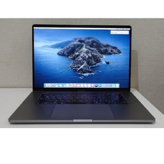 Mac (Apple) - macbook pro 2019 16インチ i7/16gb /512gb