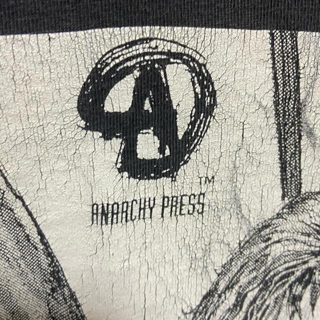 NECROMANCER ネクロマンサー ANARCHY アナーキー Tシャツ メンズのトップス(Tシャツ/カットソー(半袖/袖なし))の商品写真
