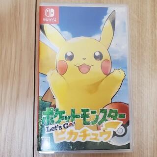 Nintendo Switch - ポケットモンスター Let's Go! ピカチュウ Switch用ソフト