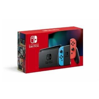 Nintendo Switch - Nintendo Switch 本体Joy-Con(L) ブルー/(R) レッド