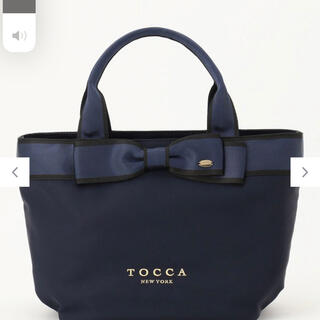 TOCCA - TOCCA トートバッグ 新品未使用