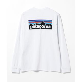 patagonia - patagonia / P-6 Logo Long T-Shirt パタゴニア