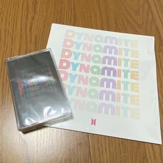 防弾少年団(BTS) - BTS dynamite レコード&カセットテープセット