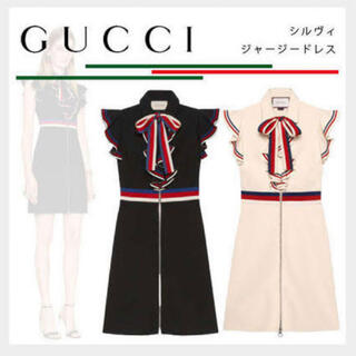 Gucci - 💖GUCCI💖正規品💖トリコロールワンピース💖人気💖
