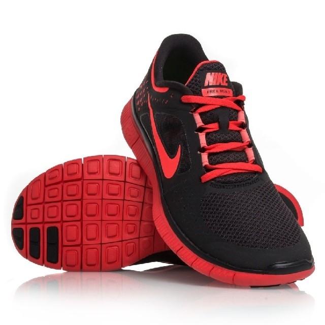 NIKE(ナイキ)のNIKE FREE RUN +3 メンズの靴/シューズ(スニーカー)の商品写真