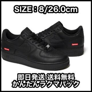 Supreme - Supreme®/Nike® Air Force 1 Low SIZE:8