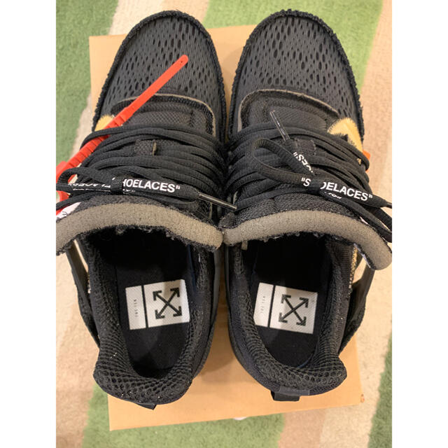 NIKE(ナイキ)のNike Off White Air Presto エアプレスト 26 メンズの靴/シューズ(スニーカー)の商品写真