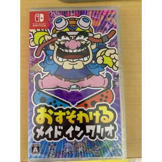 Nintendo Switch - メイドインワリオ