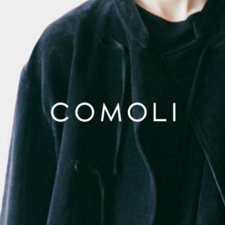 コモリ(COMOLI)の【COMOLI】19AW 別珍 セットアップ size:3(セットアップ)