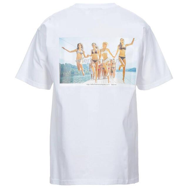RAF SIMONS(ラフシモンズ)の【AFTERHOMEWORK】プリントロゴTシャツ 米津玄師着用 メンズのトップス(Tシャツ/カットソー(半袖/袖なし))の商品写真