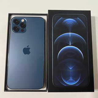 iPhone - iPhone12 Pro 128GB パシフィックブルー SIMフリー