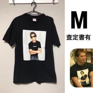 Supreme - 登坂広臣着用⭐️Supreme ルー・リード Tee shirt M