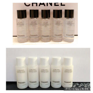 CHANEL - CHANEL化粧水セット