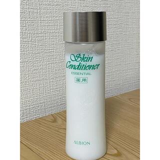 ALBION - アルビオン 薬用スキンコンディショナーエッセンシャル