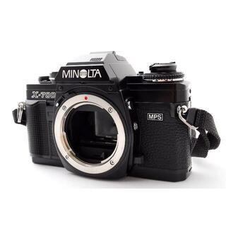 MINOLTA NEW X-700 MPS ボディ(フィルムカメラ)