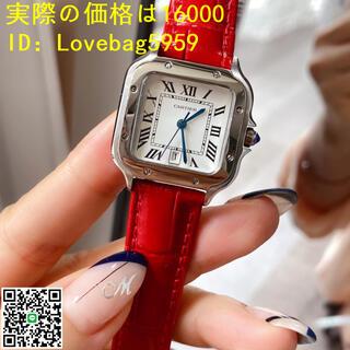 LOUIS VUITTON - Cartier カルティエ レディース 腕時計 16000